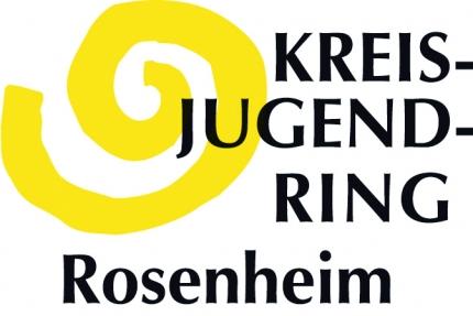 Grafik: Logo des Kreisjugendrings Rosenheim
