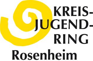 Logo des Kreisjugendrings Rosenheim